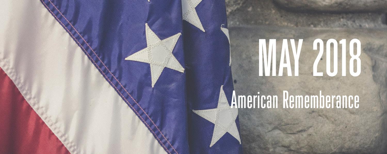 may 2018 american rememberance